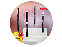 Приобретая ручки — получайте нанесение в подарок!