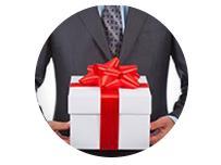 Деловым людям – деловые подарки