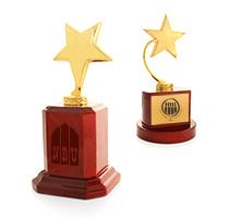 Деревянные награды